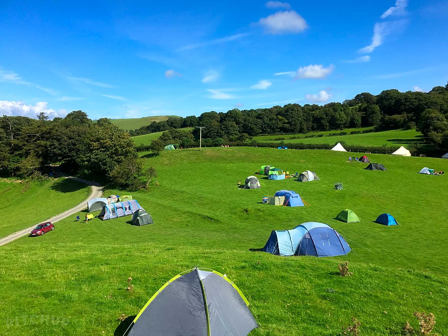 Wild camping | Best Campsites in Wales 2021 - Book 49 ...