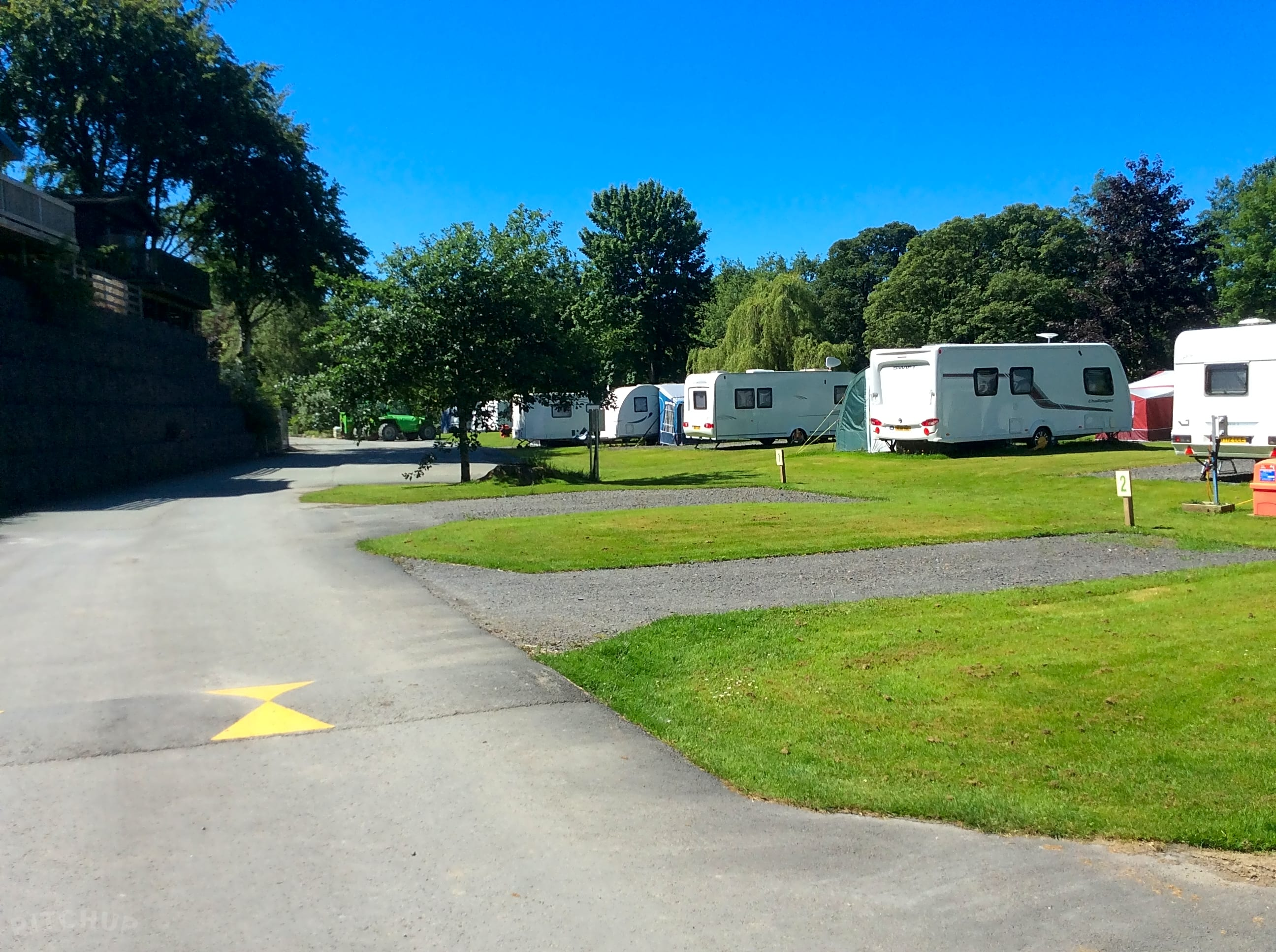 Riverbend Caravan Park, Welshpool - Updated 2019 prices - Pitchup®