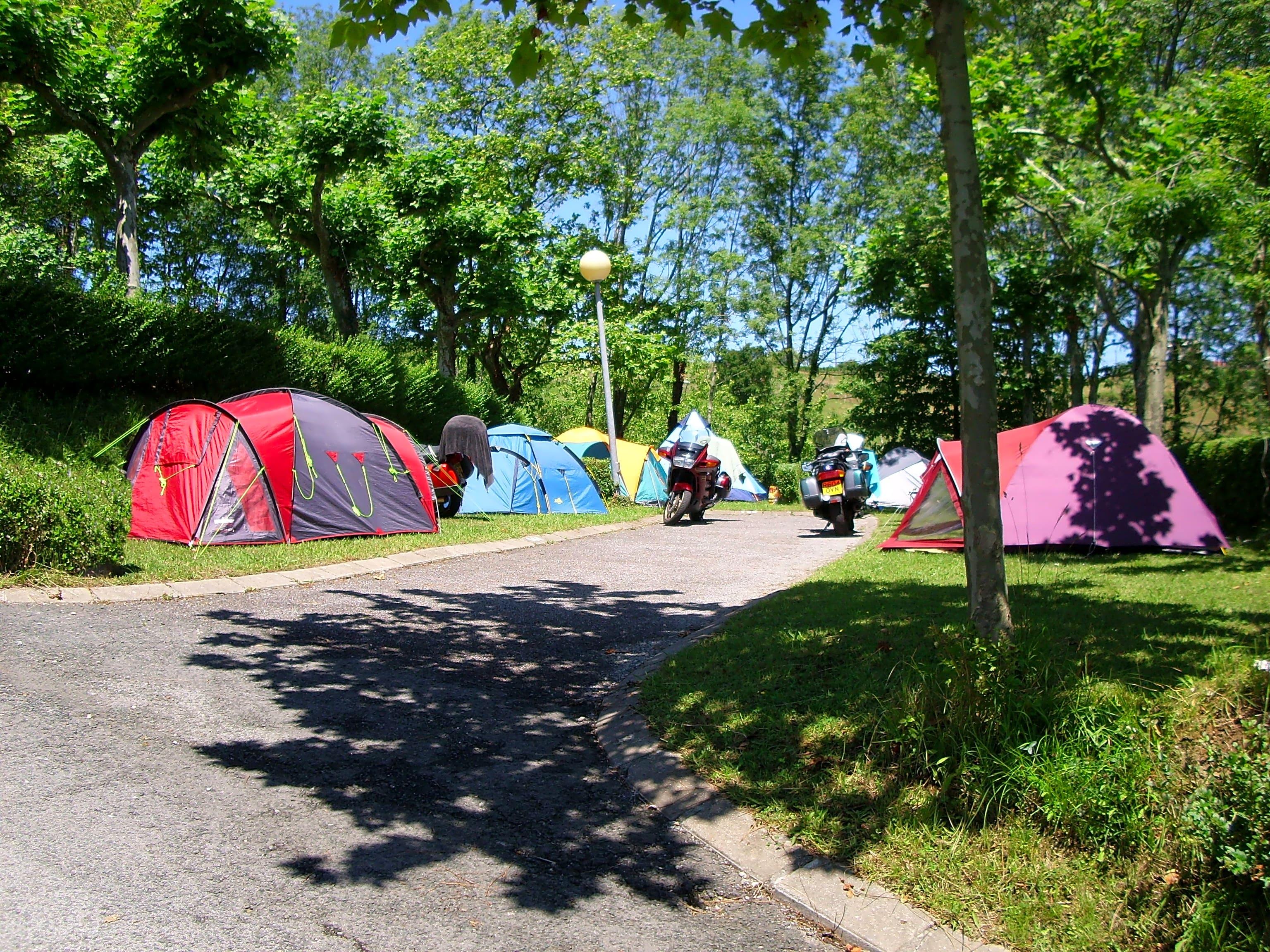 Camping Igueldo, San Sebastián - Updated 2019 prices - Pitchup®
