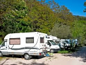 Campgrounds and RV parks in Umbria