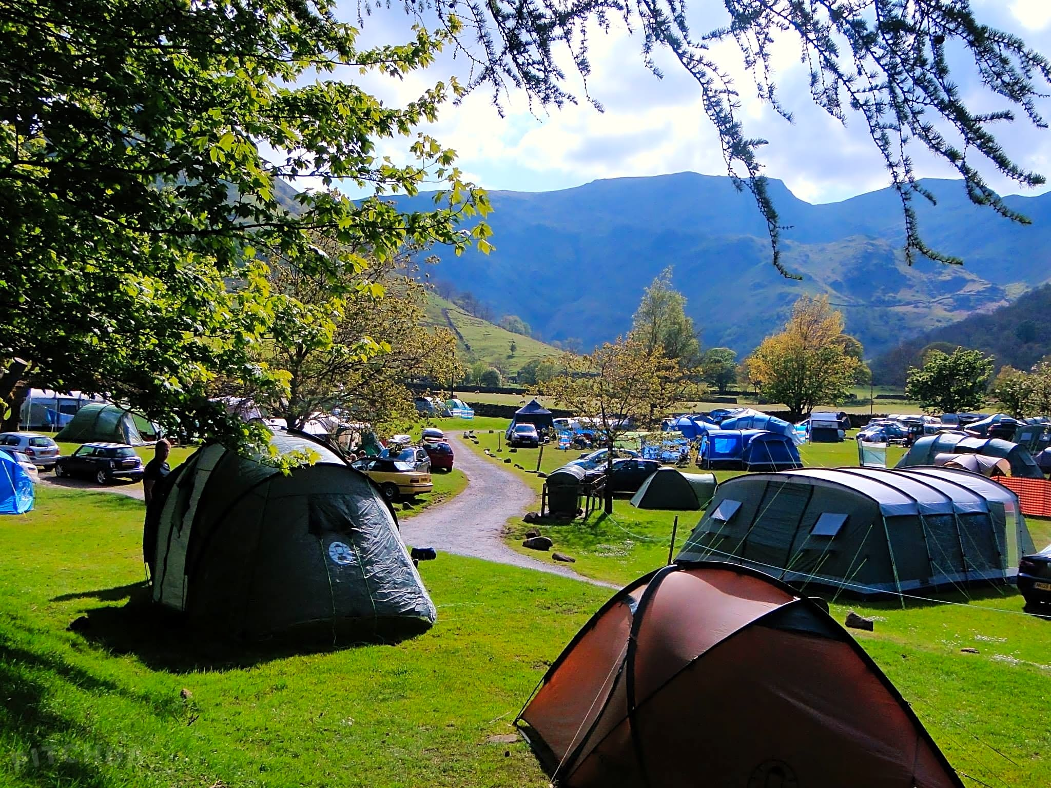 Sykeside camping park penrith updated 2019 prices - Campsites in cumbria with swimming pool ...