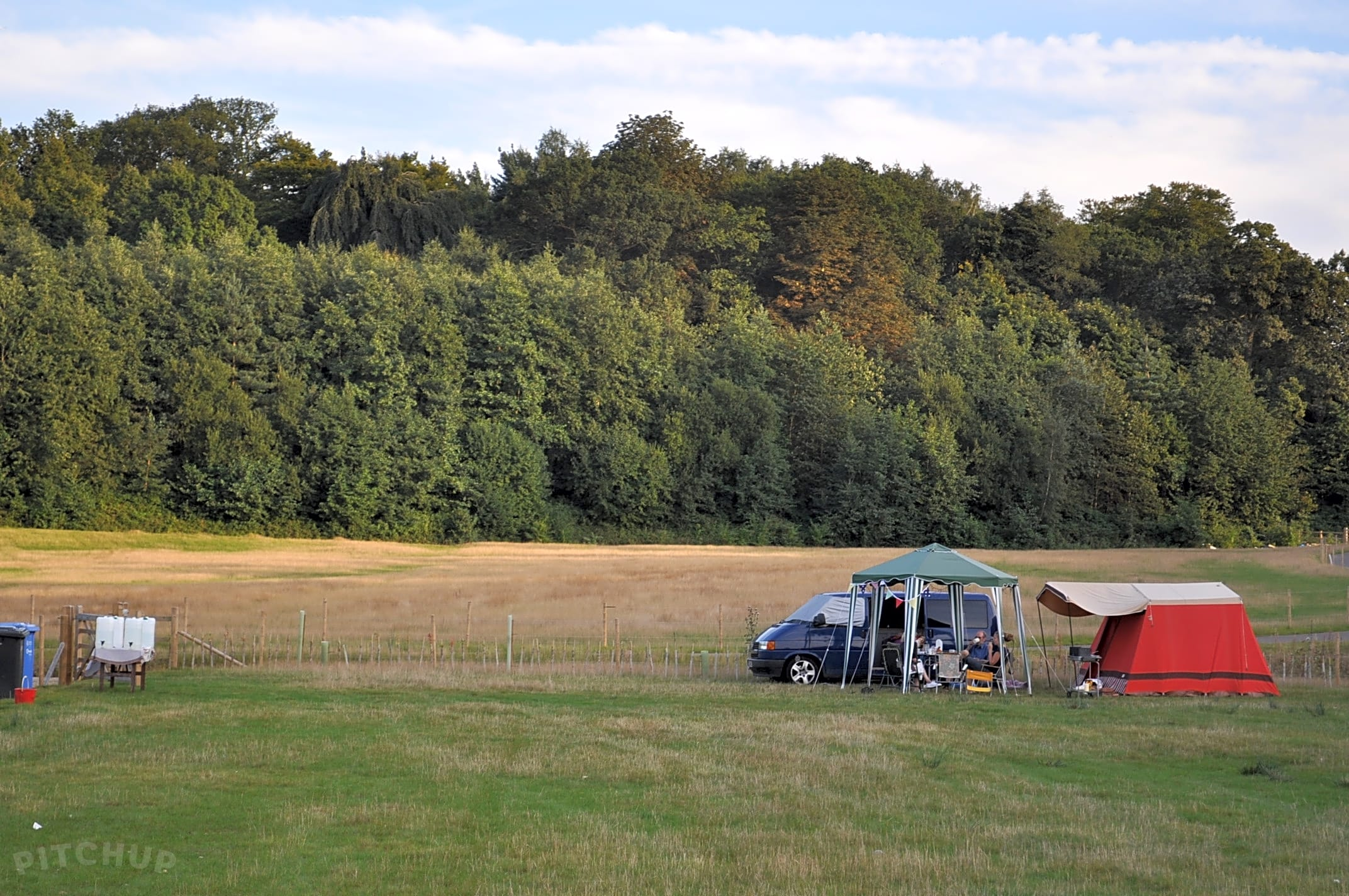 Whitlingham Broad Campsite Norwich