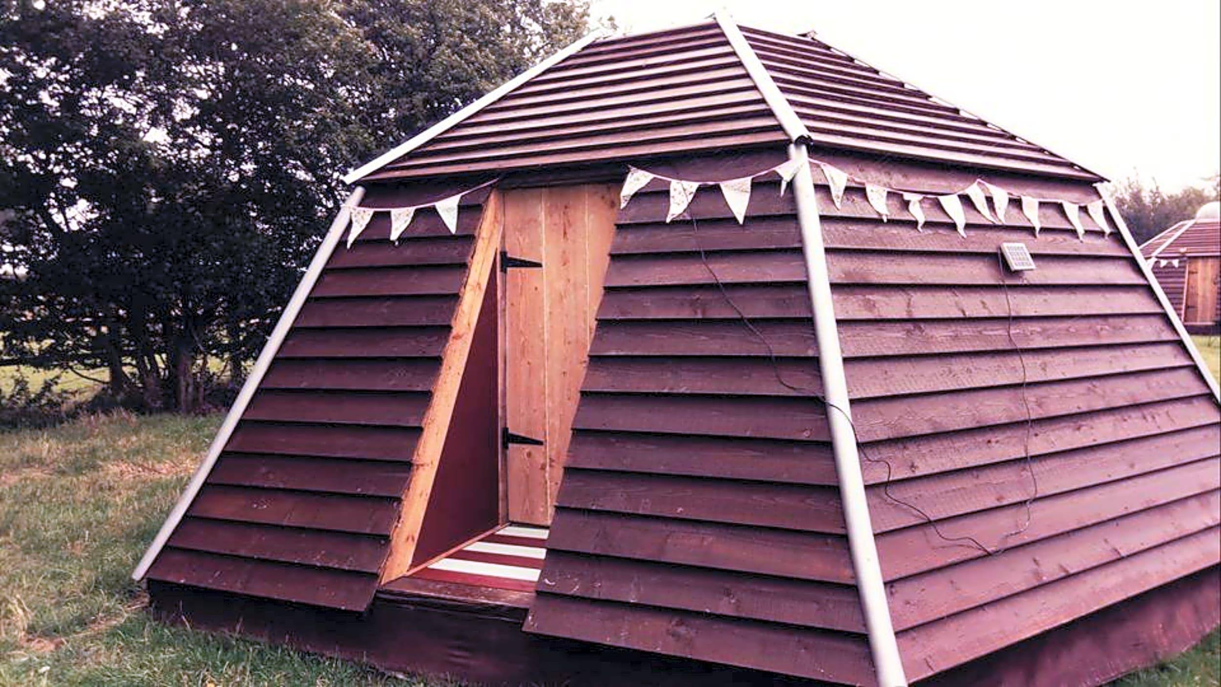 Honey Pod Farm, Upton Upon Severn, England