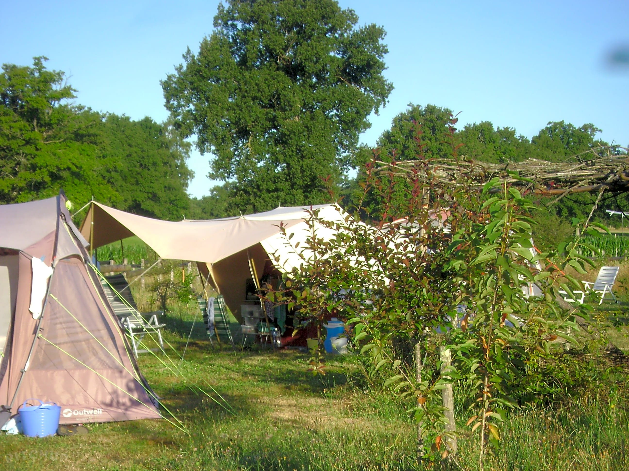 Campings de raccordement complet dans l'ouest du Michigan