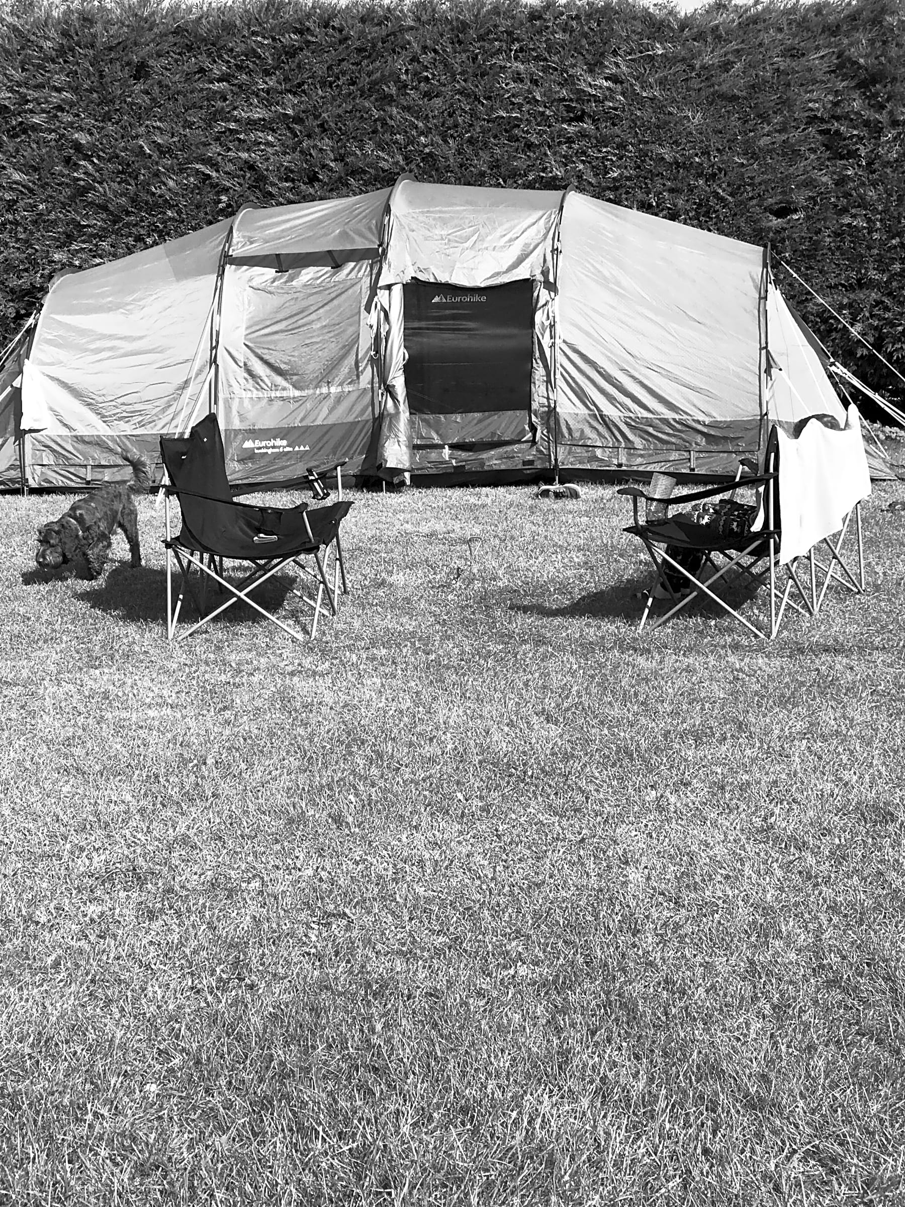 Eurohike Kelmarsh 4 person tent | in