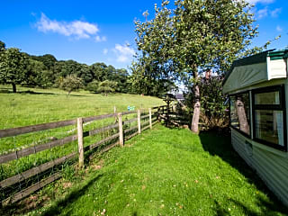 Woodlands and Orchard View Holidays, Vowchurch, Herefordshire