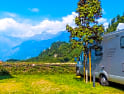 Campgrounds and RV parks in Trentino Alto Adige