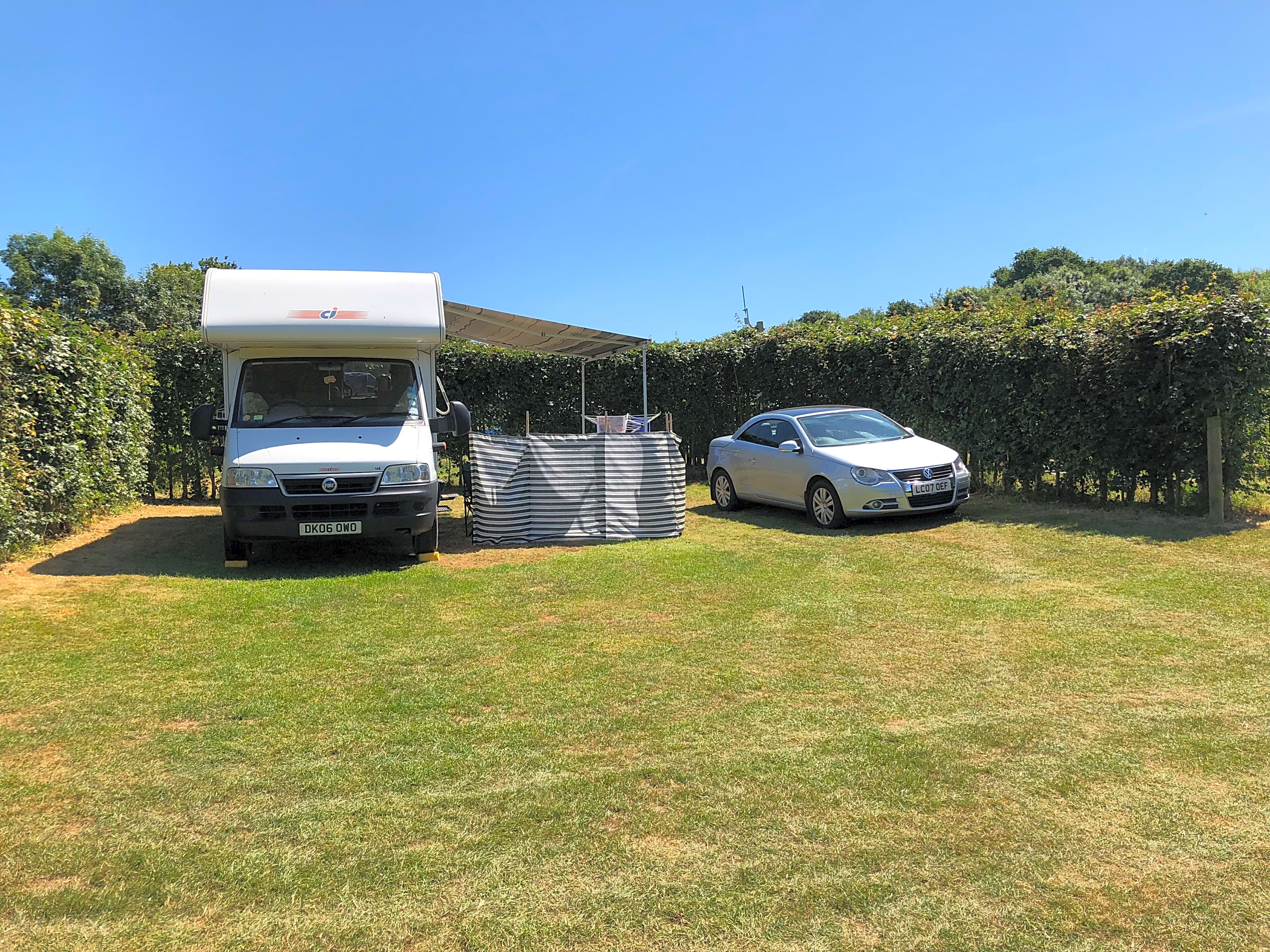 Exmouth Country Lodge and Prattshayes Campsite, Exeter