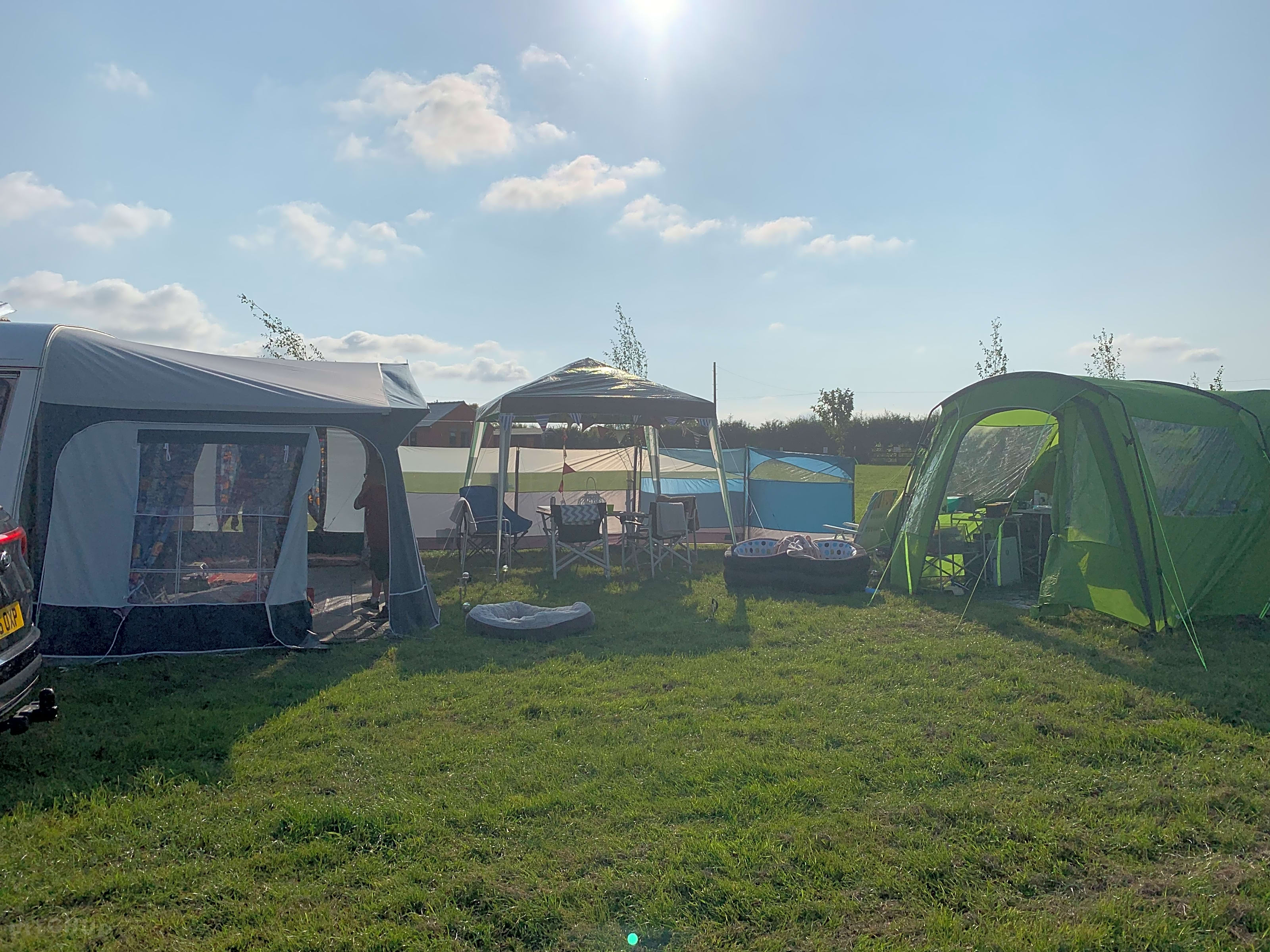 Sunny Side Touring Park, Nantwich - Updated 2019 prices