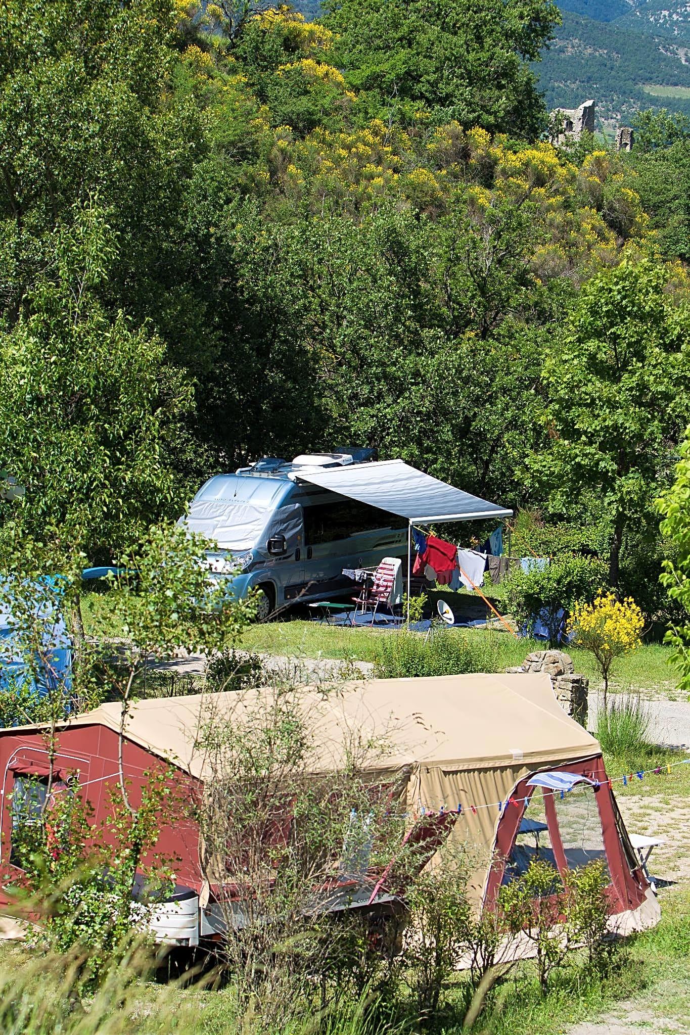 Camping Hook opp Europa