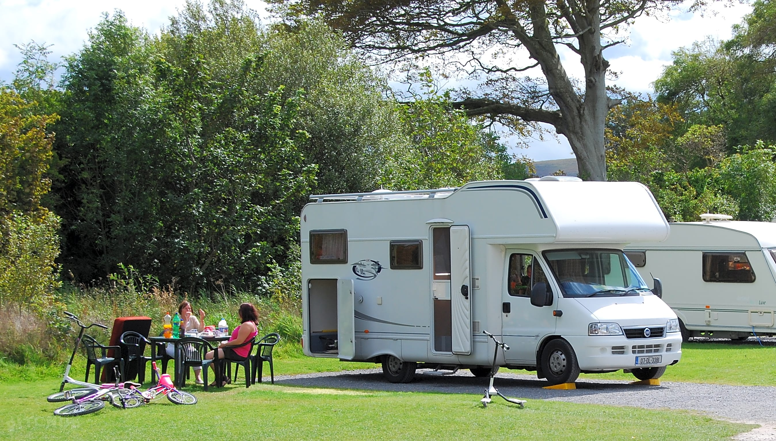 Find the Best Touring Caravan Sites in Listowel - tonyshirley.co.uk