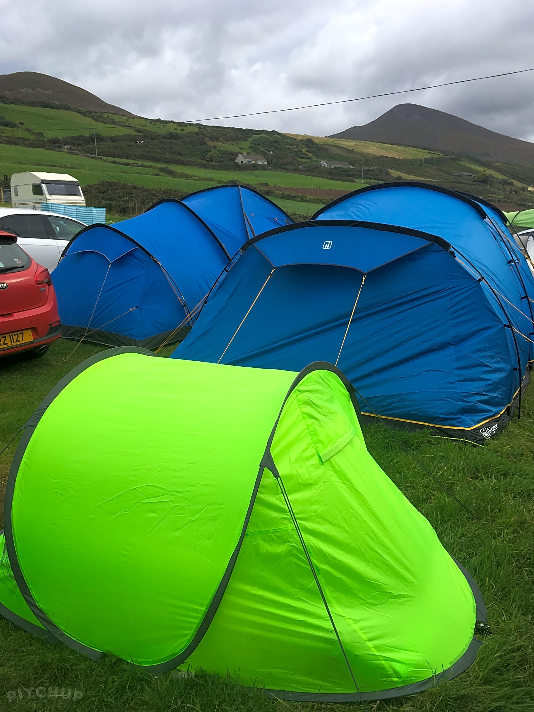 Book Motorhome Campsites & Campervan Sites in Kells, Co