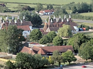 The world's largest collection of Victorian oast houses