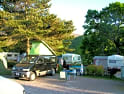 Campsites and holiday parks in Scotland