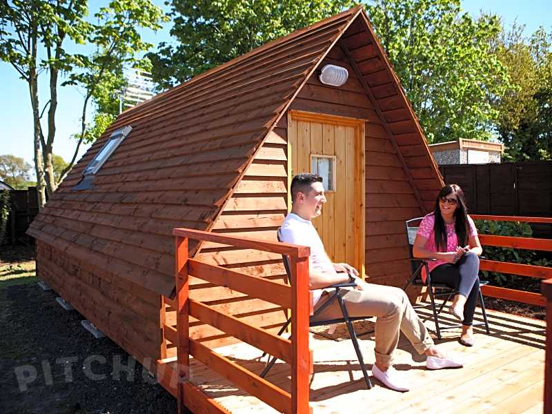 Find The Best Lodges Log Cabins In Blackpool Lancashire