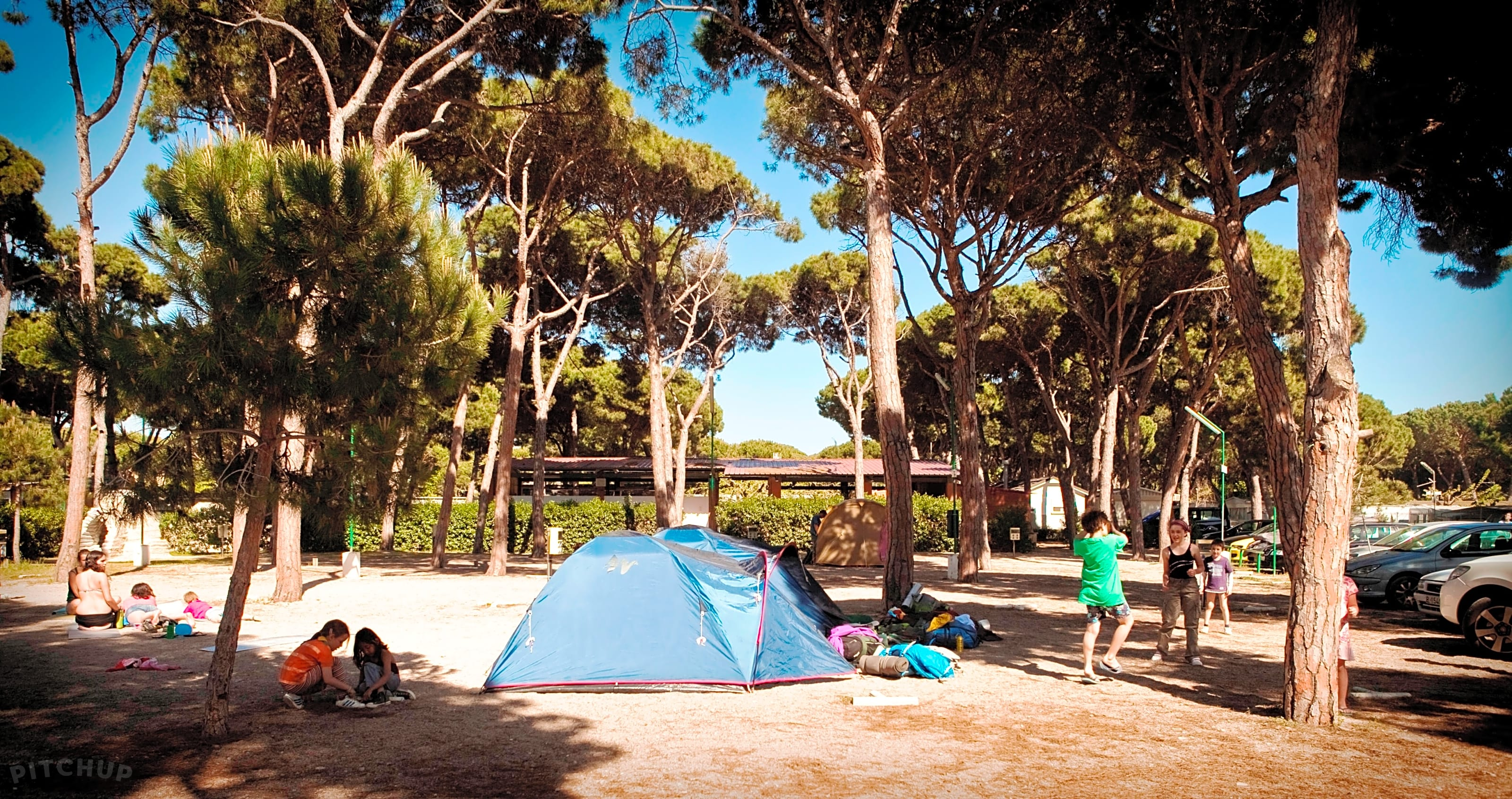 Camping Estrella De Mar Castelldefels Precios Actualizados De 2021 Pitchup