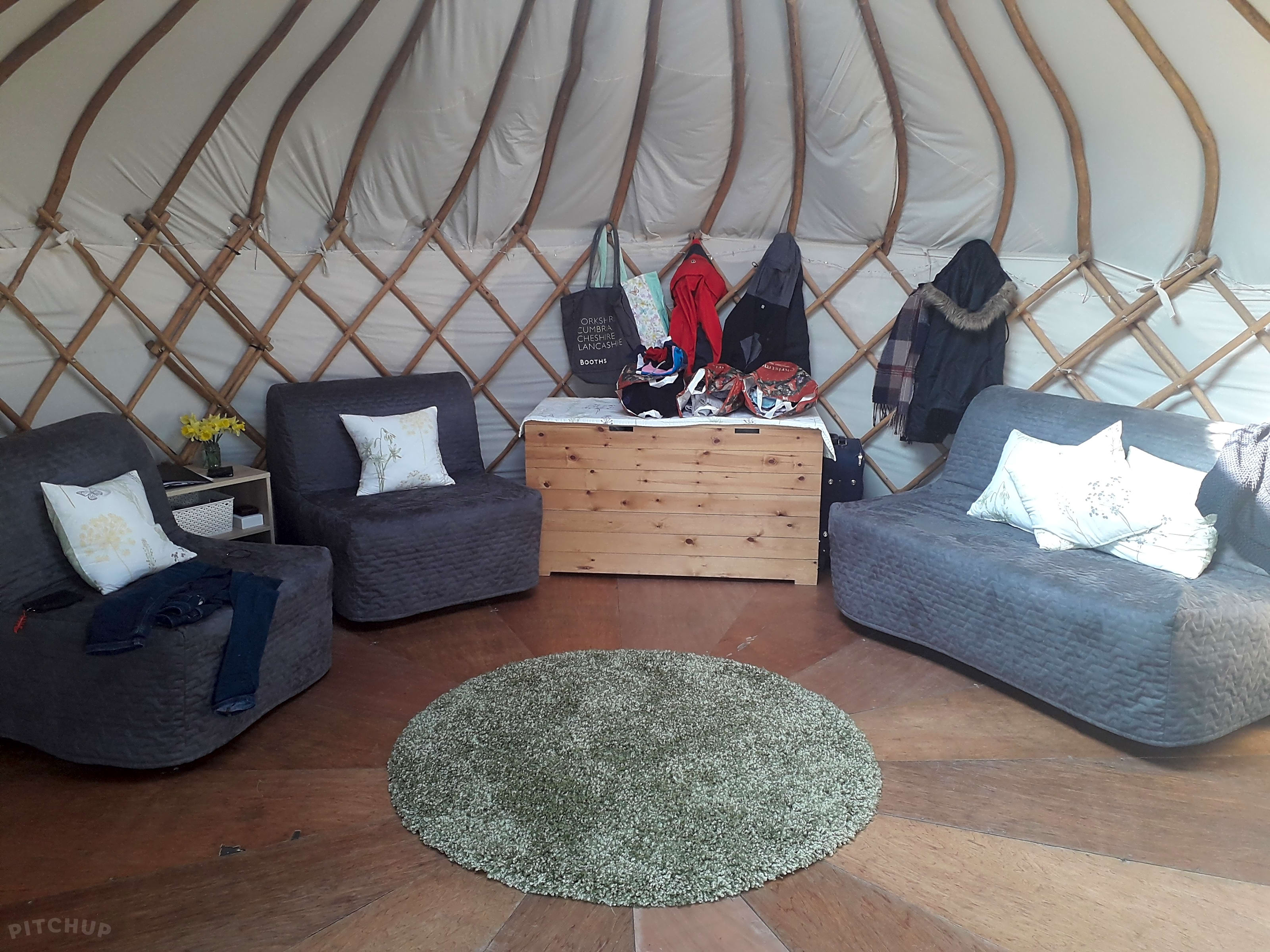 Lakes Yurts, Cockermouth - Updated 2019 prices - Pitchup®
