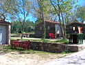 Campgrounds and RV parks in Extremadura