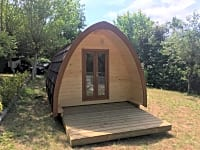 Cabana pod Eco (2 places)