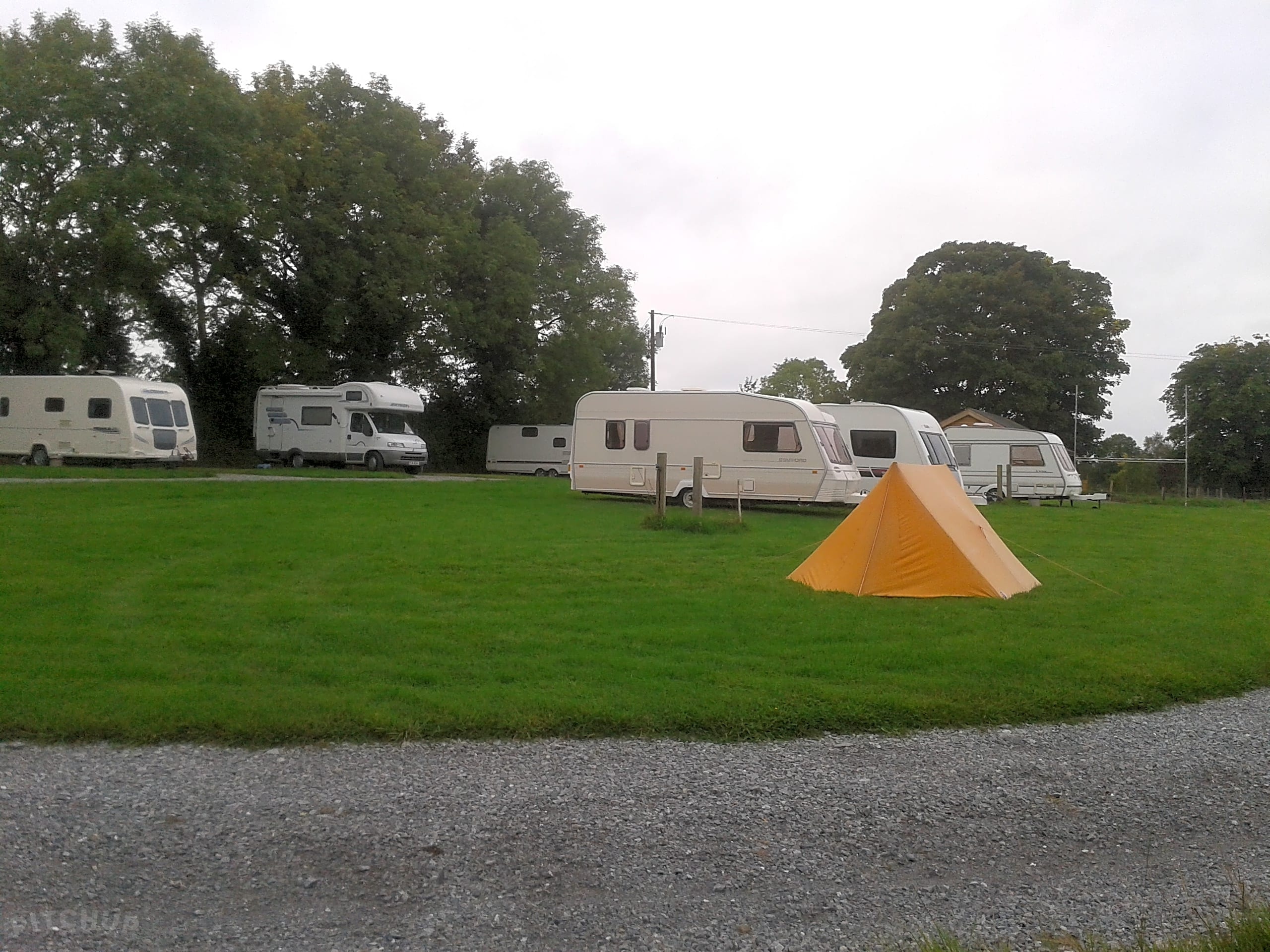 Find Cheap Tent Camping Sites in Portlaoise, Co. Laois