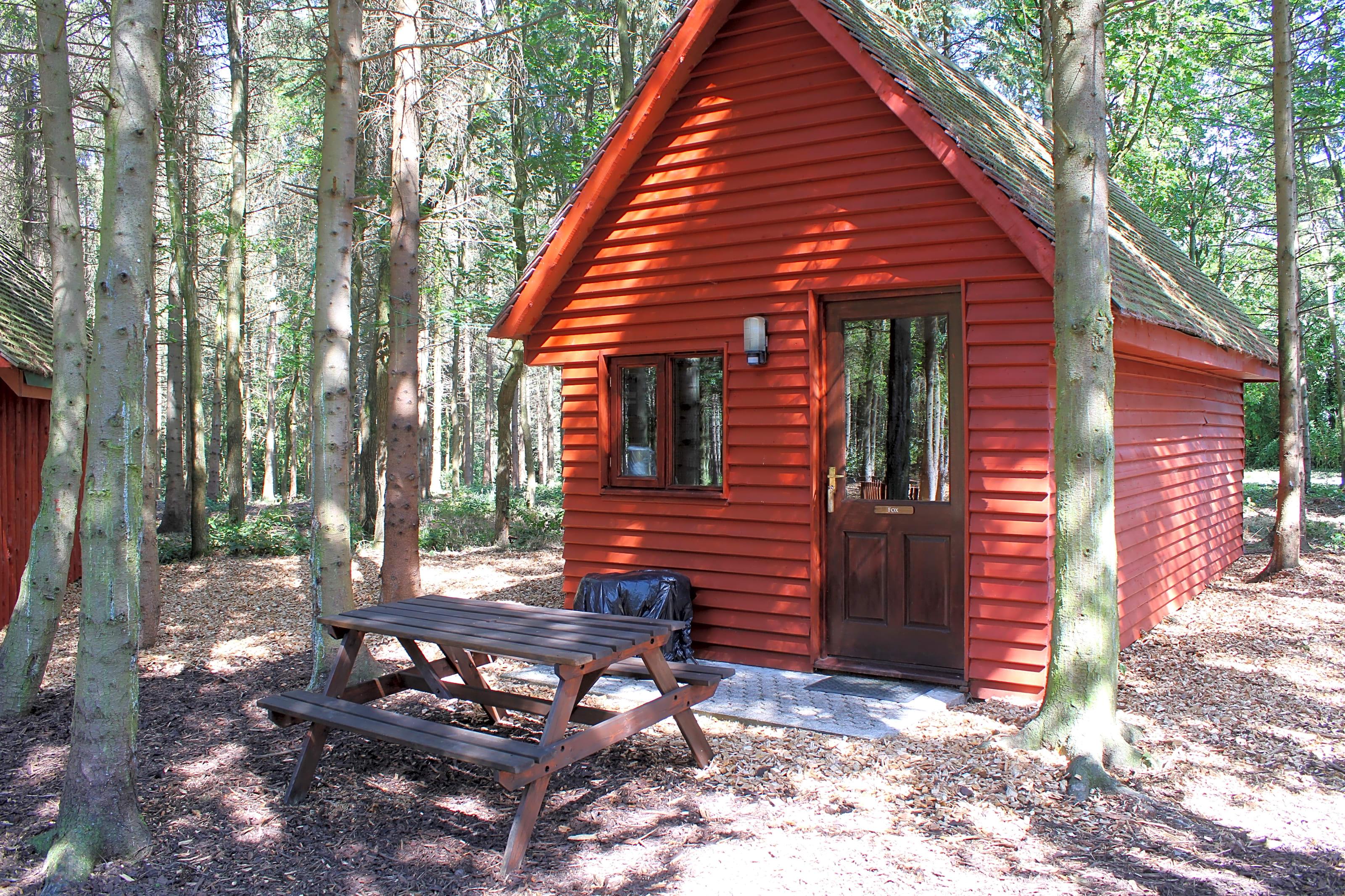 Nantclimbers Woodland Camping Huts, Ellesmere - Updated ...
