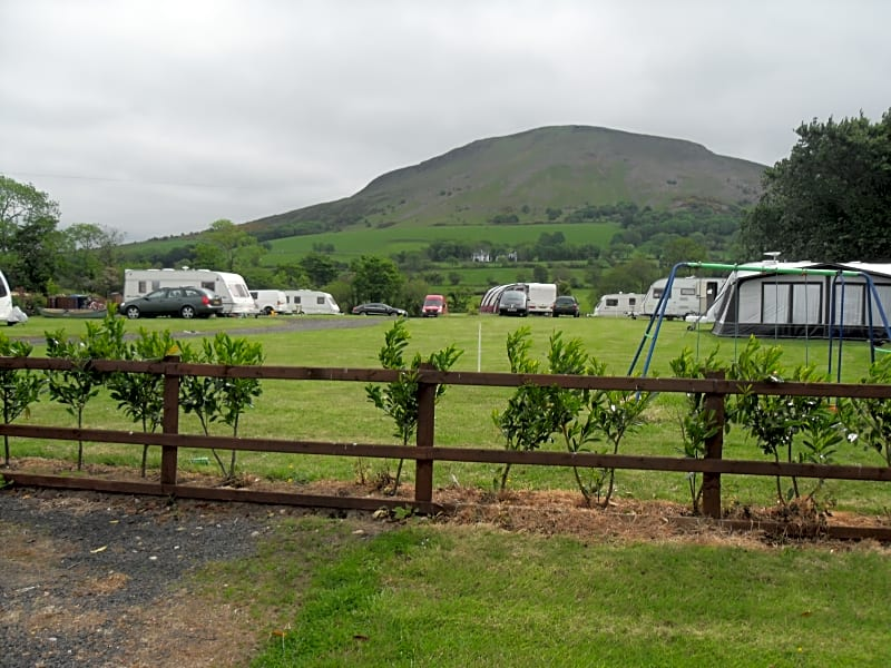 Hillfoot Caravan Site and Camping