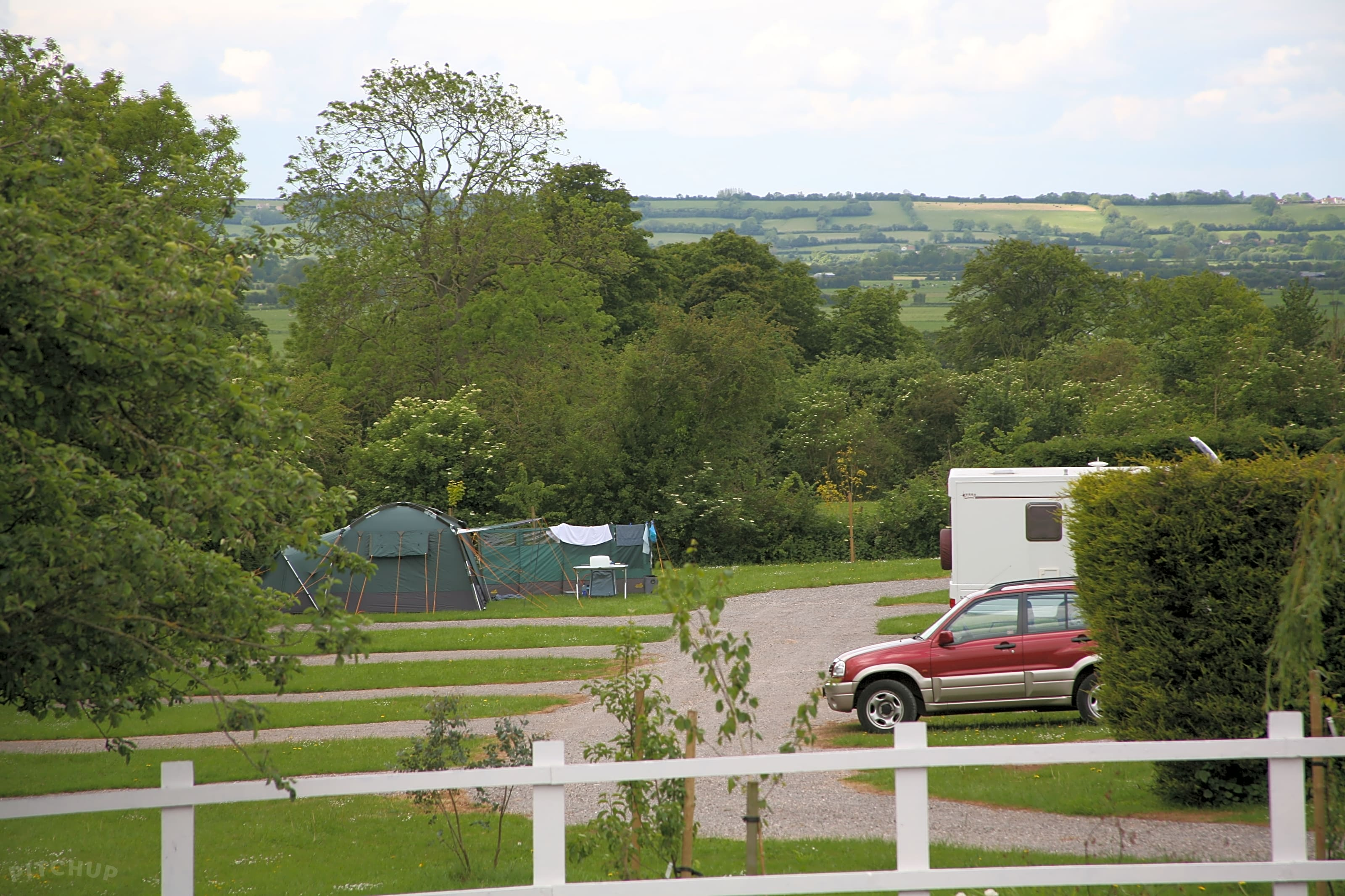 The Rodney Stoke Caravan and Camping Park