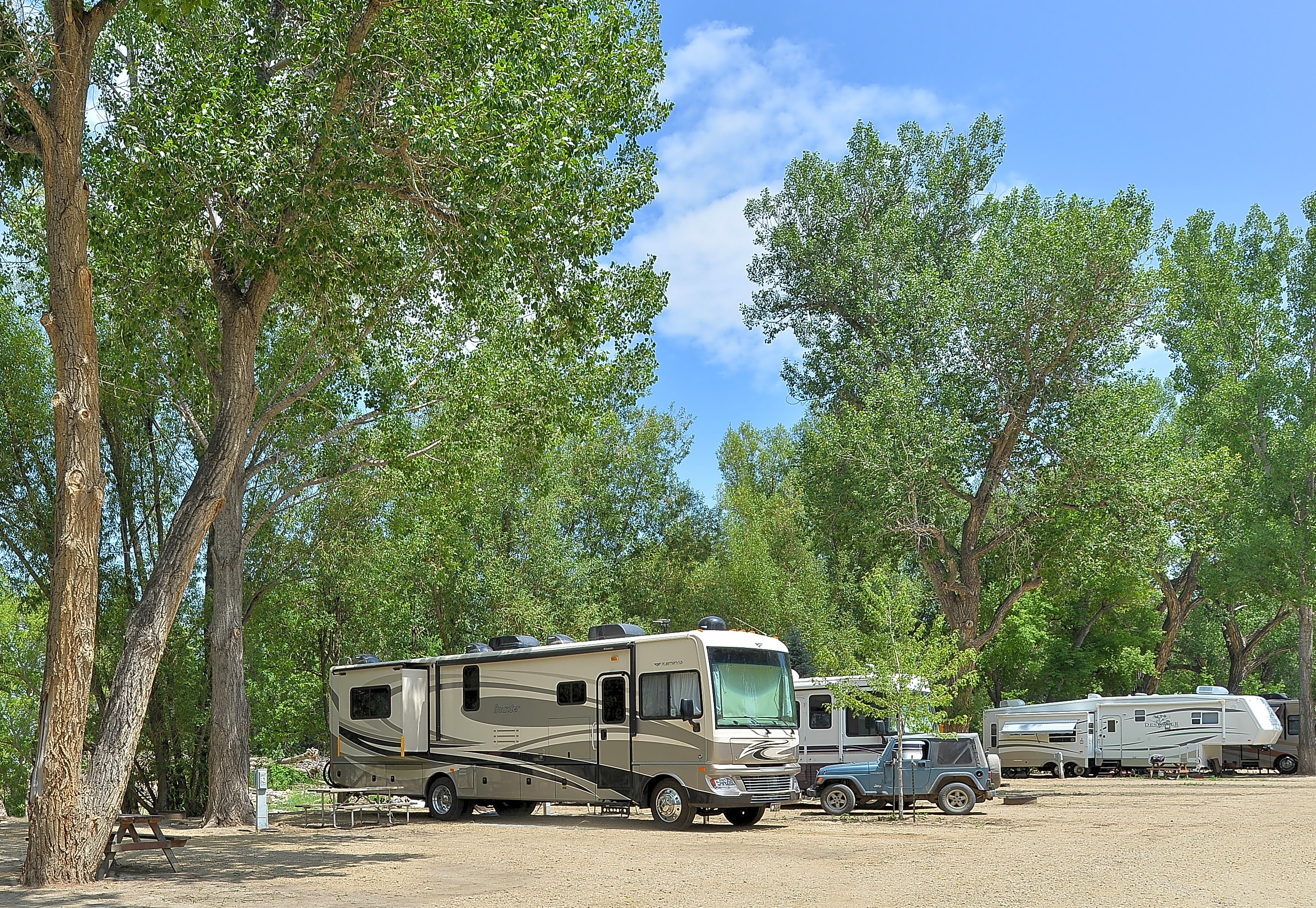 Riverview RV Park, Loveland - Pitchup®