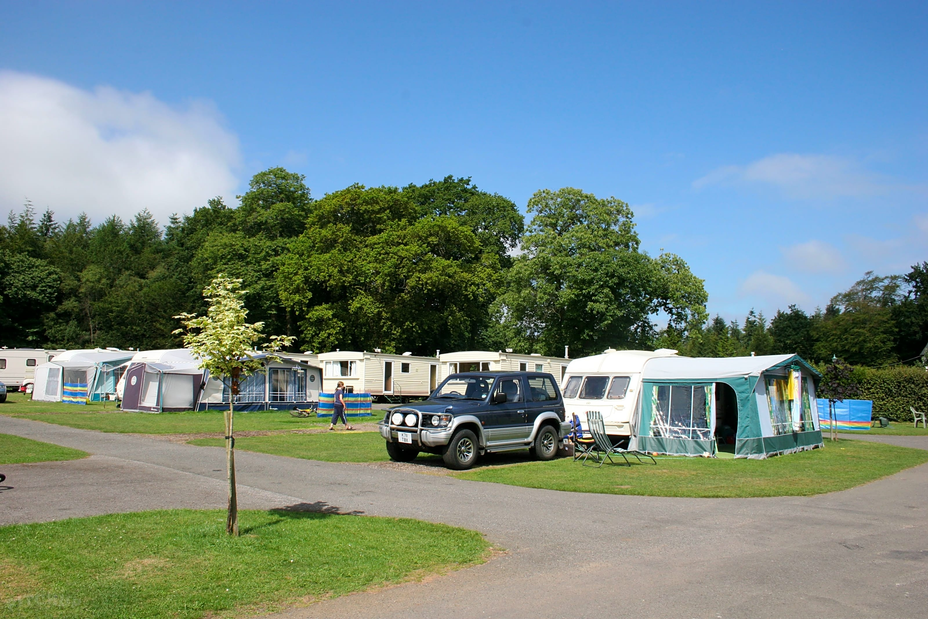 Forest Glade Holiday Park Cullompton Updated 2019 Prices Pitchup