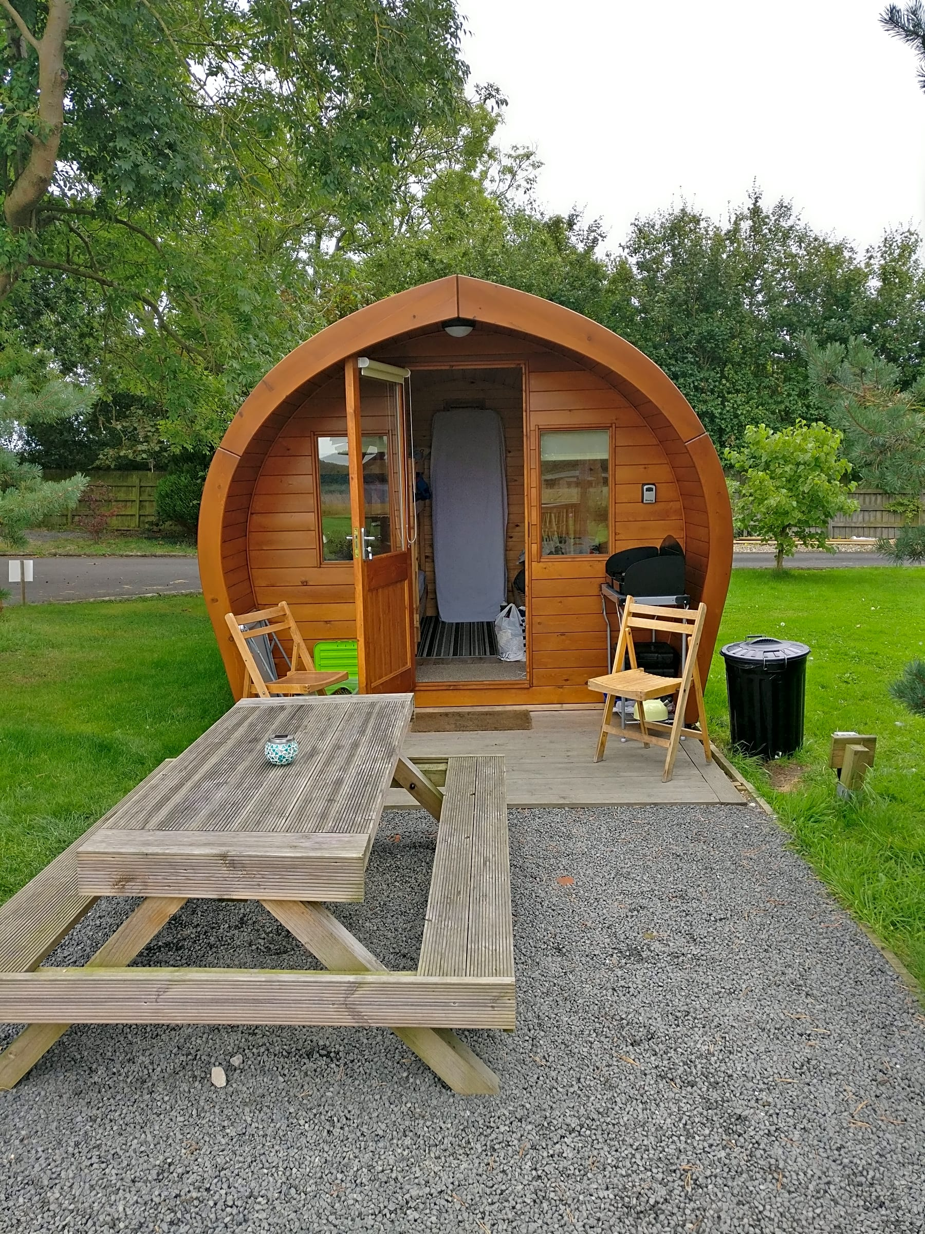 Woodpecker Pods, Helmsley - Updated 2019 prices - Pitchup®
