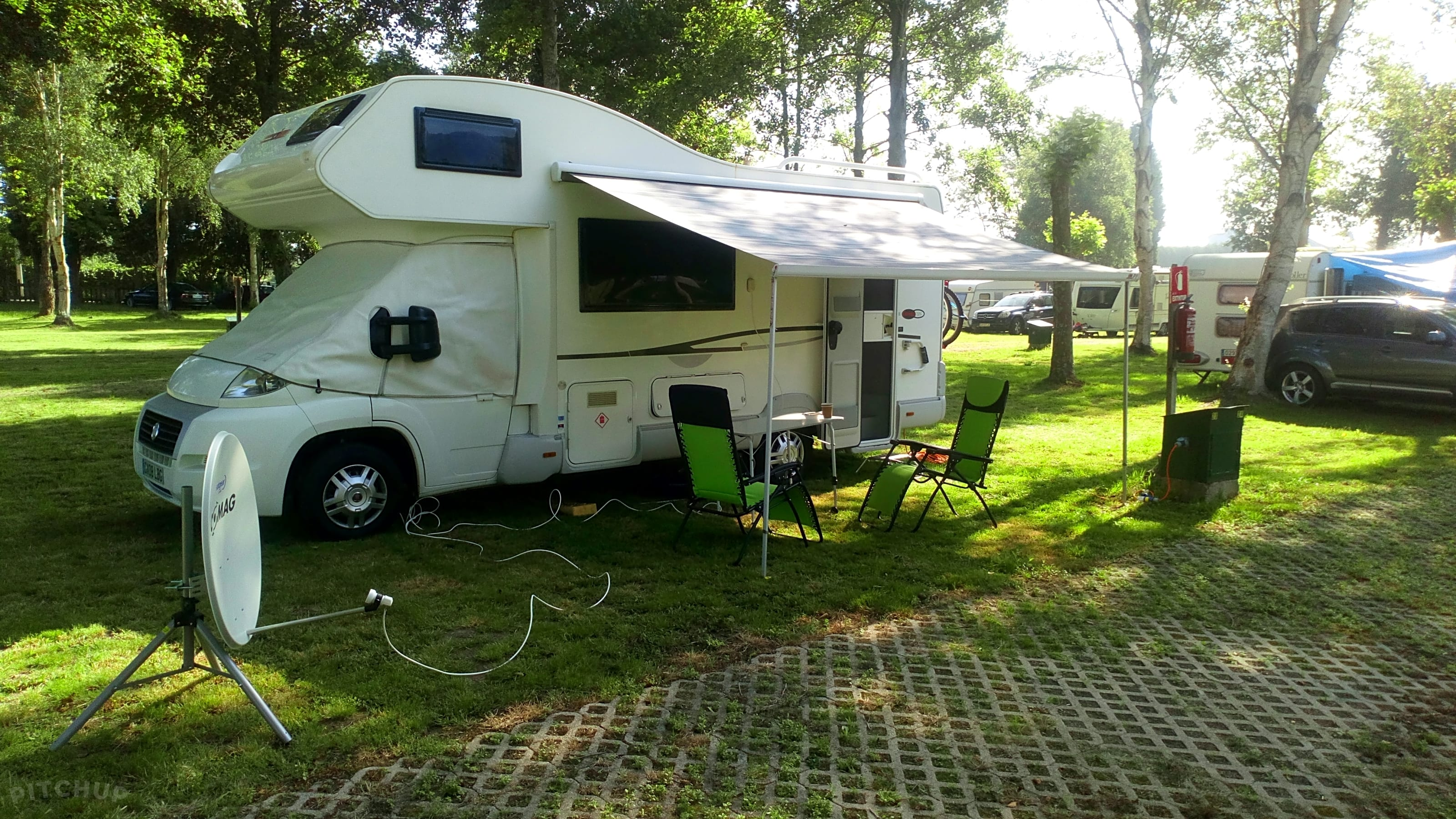 Camping A Grandella, El Franco - Updated 2019 prices - Pitchup®