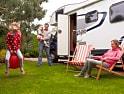 Campings en vakantieparken in West-Nederland