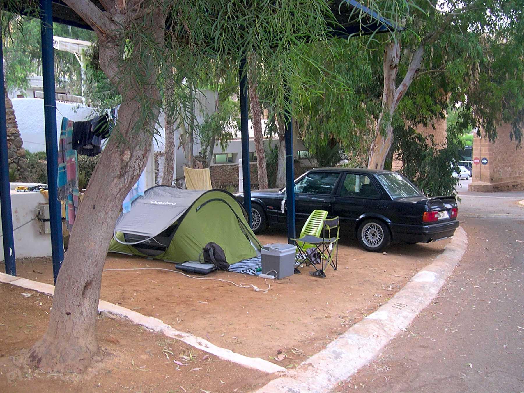 Billig Camping Spanien