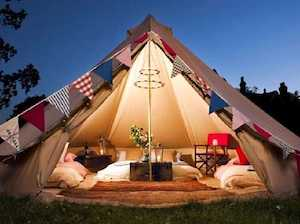 glamping I can so see this in the