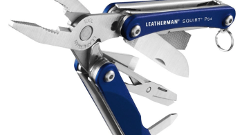The Leatherman Squirt PS4. Pic (c) Leatherman.