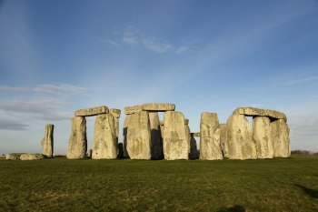 Stonehenge. Pic courtesy of VisitEngland.