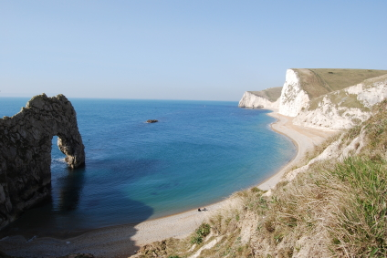 Dorset camping and caravan holidays - Campsites in dorset with swimming pools ...