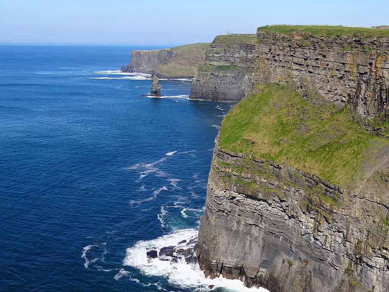 The Cliffs of Moher, Co Clare. Pic by Bjørn Christian Tørrissen.