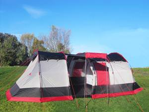 New Wichenford tent from OLPro