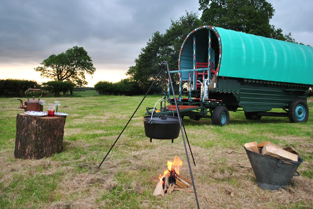 Betty at Glamping Thorpe