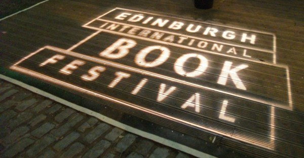 Edinburgh International Book Festival. Pic by edfest.