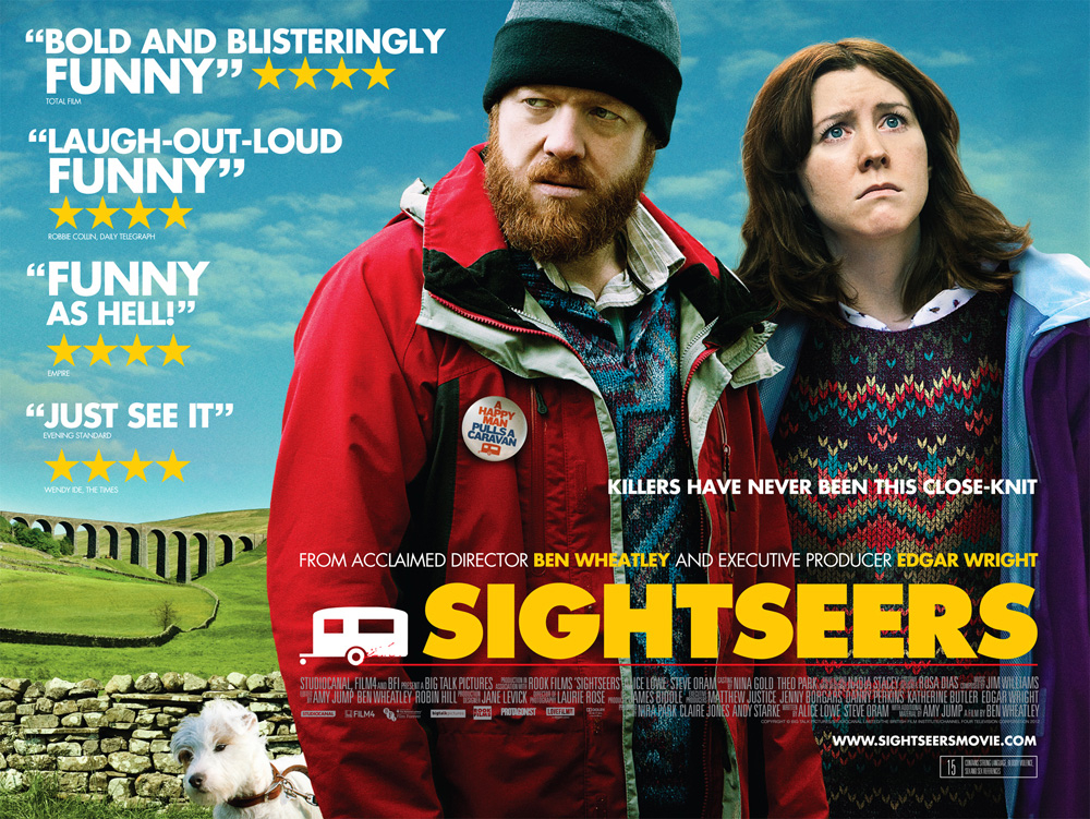 Sightseers: Killers have never been this close-knit