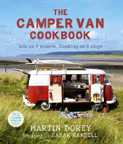 The Camper Van Cookbook cover